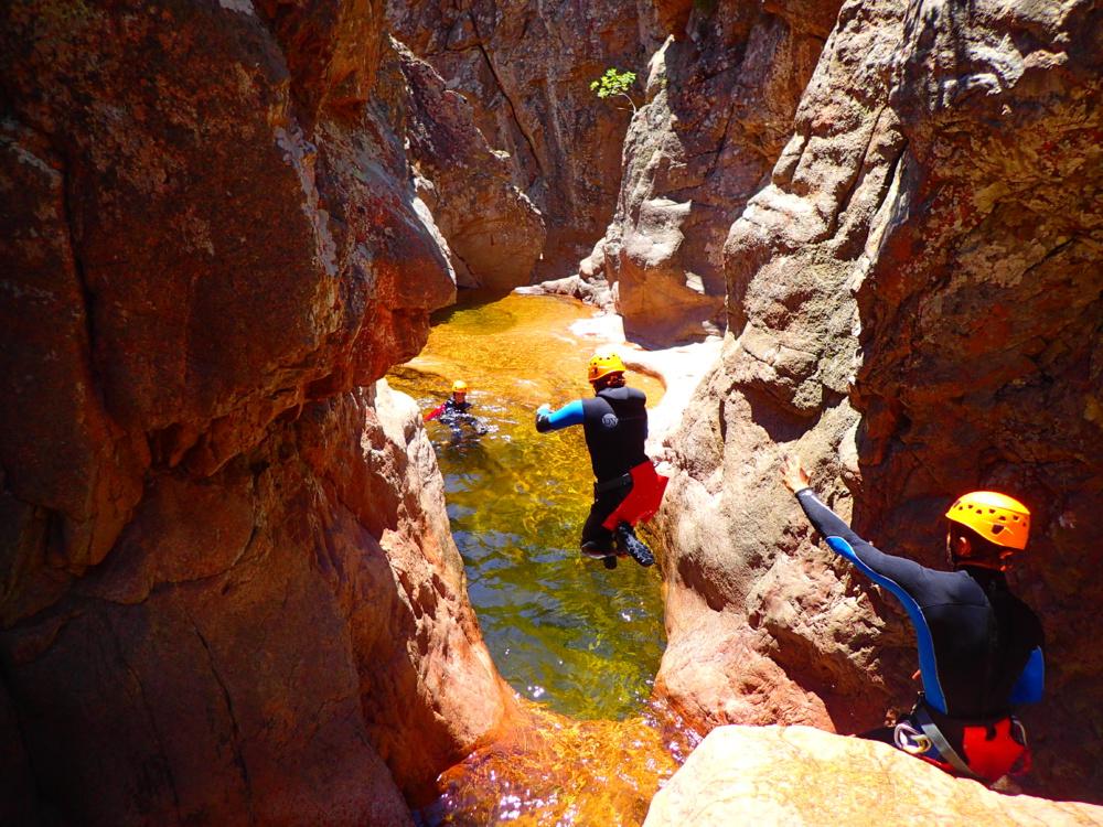 The Baracci Canyon