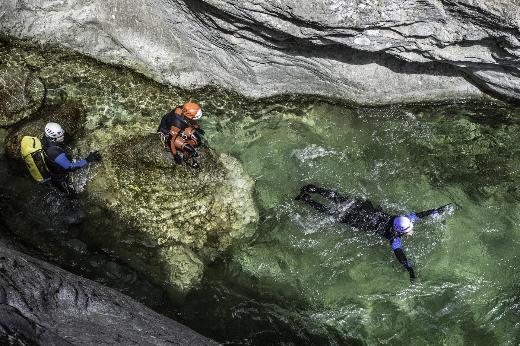 The Richiusa Canyon