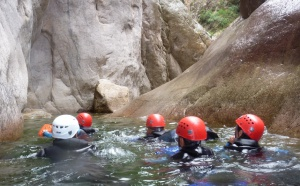 The Vacca Canyon - Initiation level