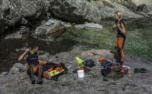 Canyoning Equipment