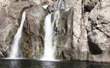 The Tignoso Canyon - Expert level